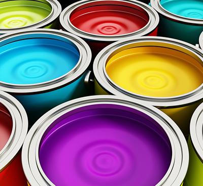 油漆涂料行业