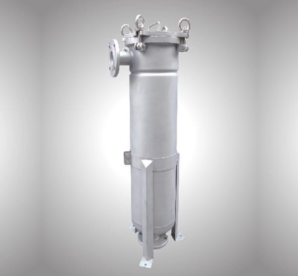 标准单袋侧入式过滤器(ET-BF-M)